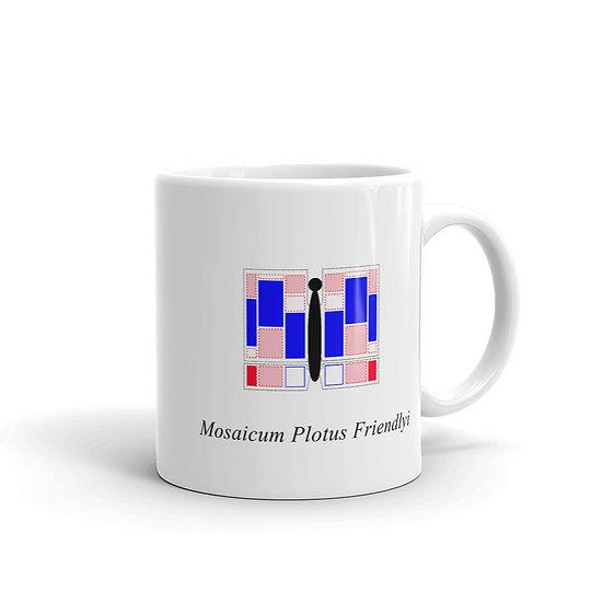 Datavizbutterfly - Mosaicum Plotus Friendlyi - Mug