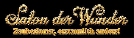 Salon der Wunder - Zaubrkunst in der Kulturbrauerei Berlin - Logo