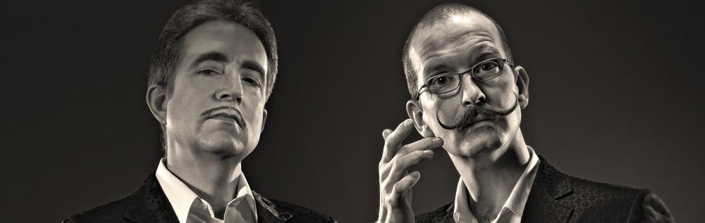 André Kursch und Axel Hecklau