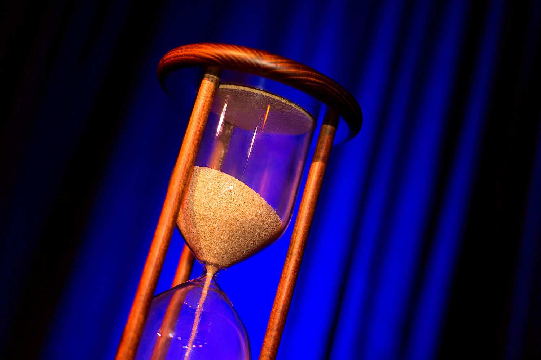 Sanduhr - Die Zeit vergeht