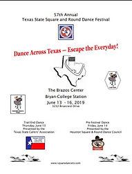 Texas State Square & Round Dance Festival