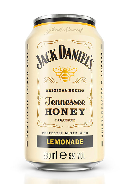 Jack danies honey lemonade lata 350