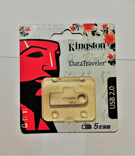 Memoria USB Kingston 16 Gb