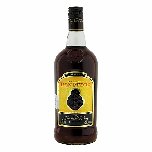 Don Pedro Brandy clásico 1L