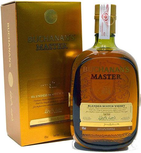 Buchanan´s Master 1 litro