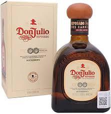 Don julio reposado dos barricas 750 ml