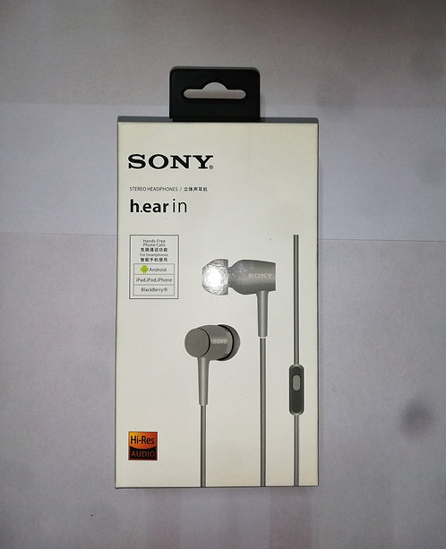 Audifonos Sony Hear.In