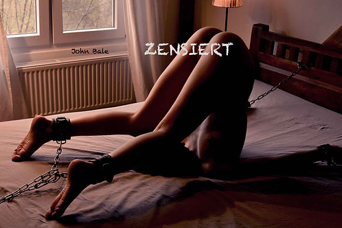 Print Nr.7 Poster 18x13cm erotisch fetish art bdsm Fotografie by John Bale photo
