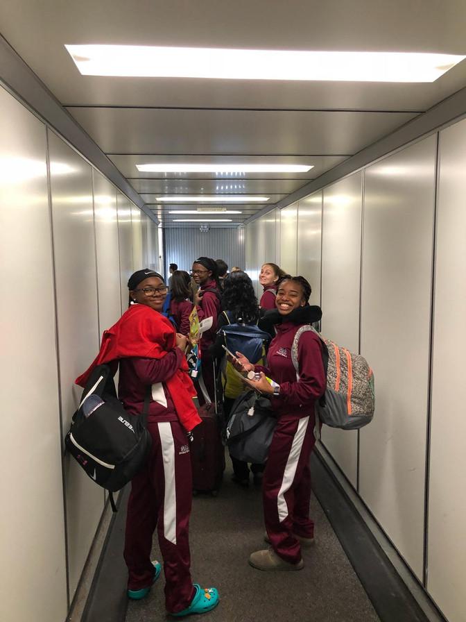 SCA Students Visit Beijing