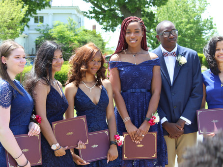 Class of 2019 Commencement Weekend