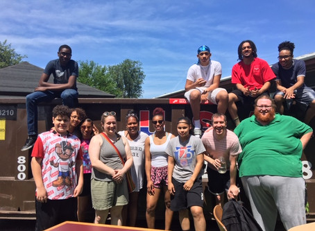 SCA Holds Campus Cleanup