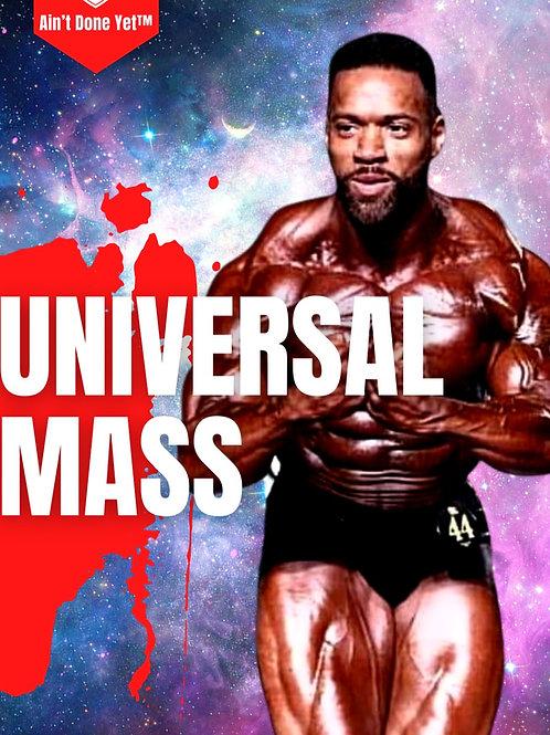 Universal Mass eBook