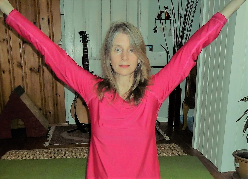 Arm Pumping Exercise for Lymph Drainage