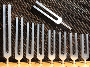 Sound And Tuning Fork Healing