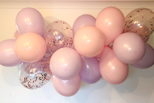 Dreamy Pastel DIY Balloon Garland Kit