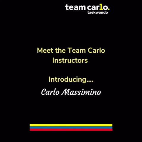 Meet Carlo Massimino of Team Carlo
