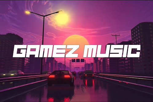 Synthwave Electronic Theme