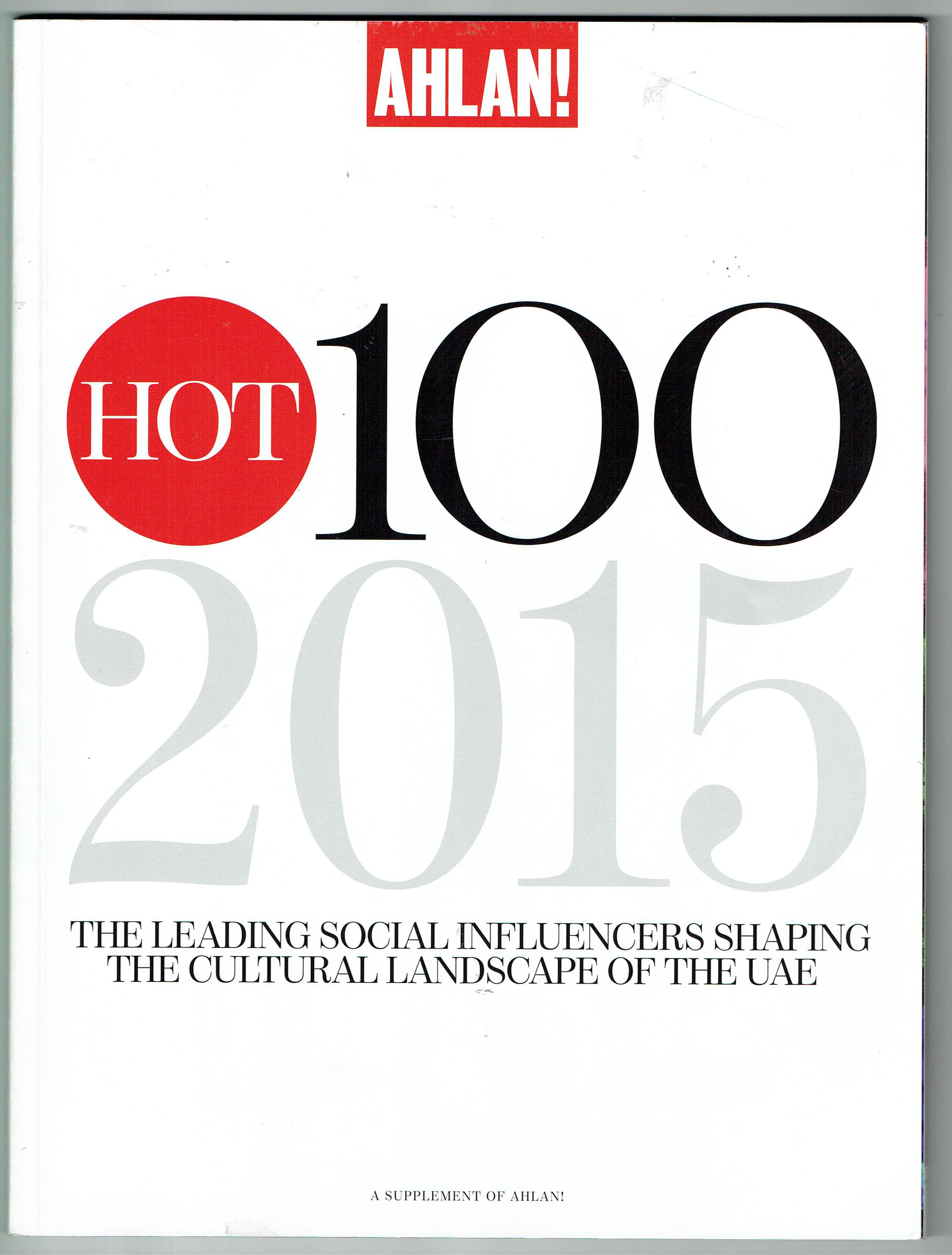 HOT 100 - 2015
