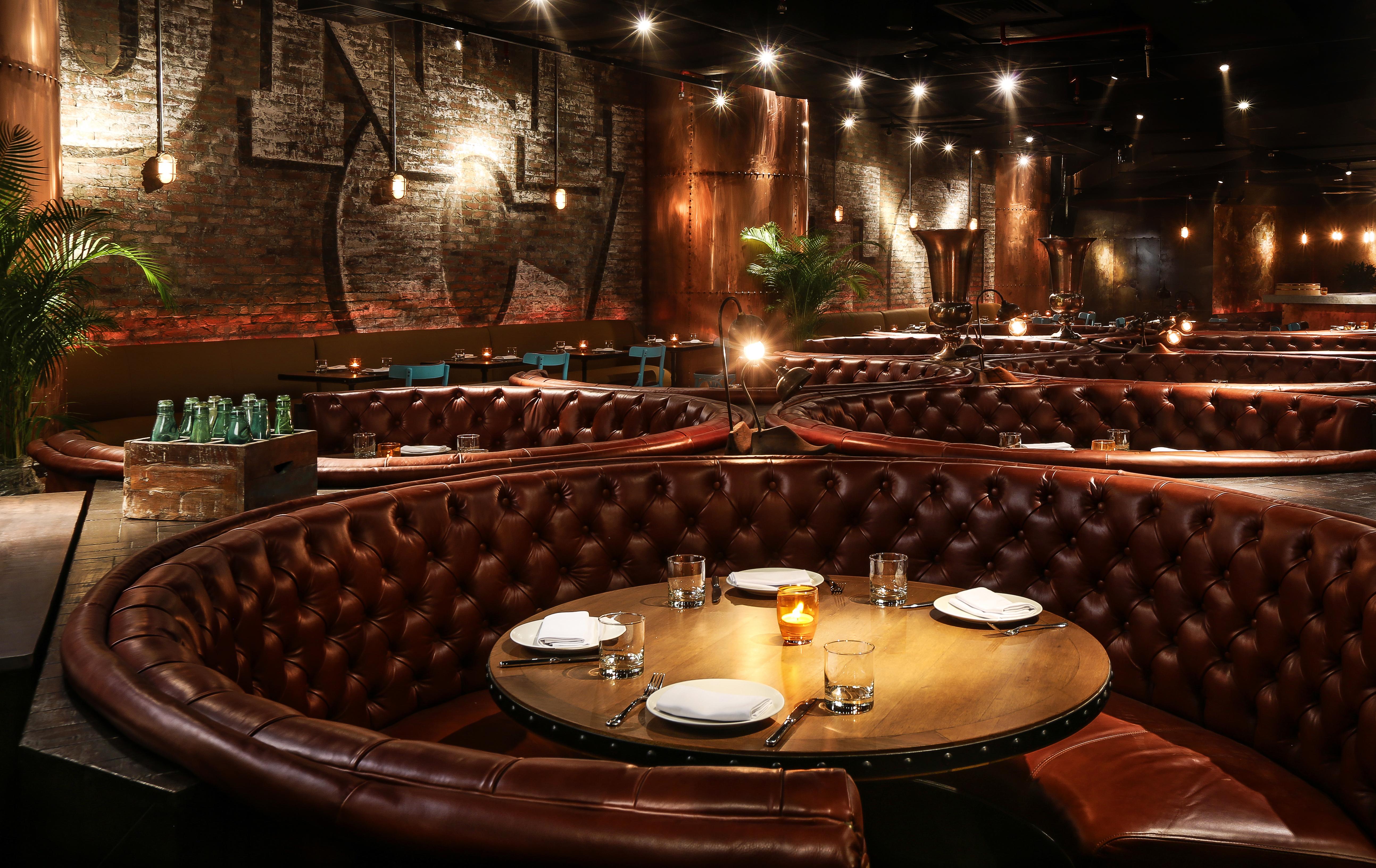 Catch Nyc Restaurant Dubai