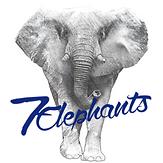 7 ELEPHANTS LOGO