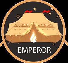 Glamacamp Glamping Emperor Tent Logo
