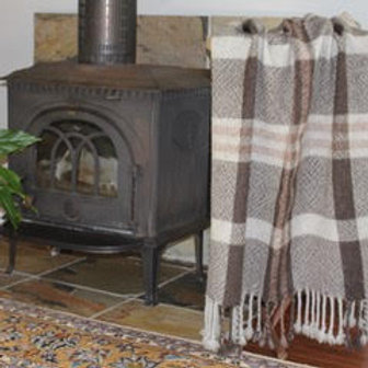Montville Alpaca Blanket