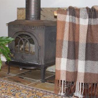 Pomona Alpaca Blanket