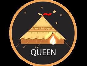 Glamacamp Queen Tent Logo