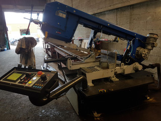 New Sawing Facilities improves speed and accuracy
