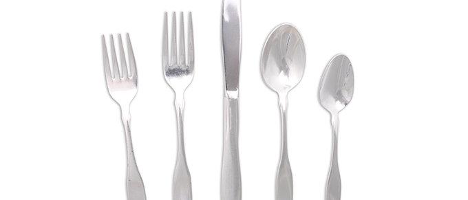 Bentley stainless steel spoon