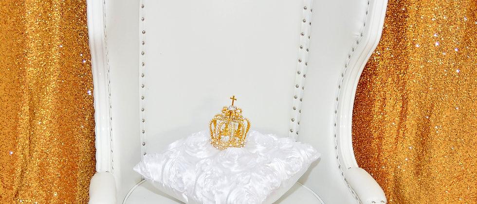 White Dome Party Sofa