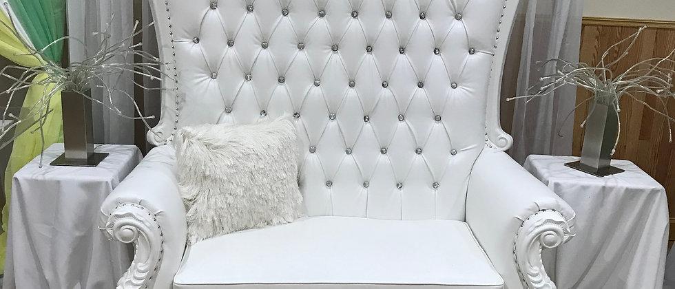 Pearl queen bench