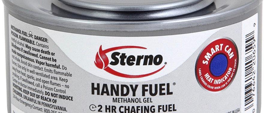 Sterno Gel Chafing Fuel