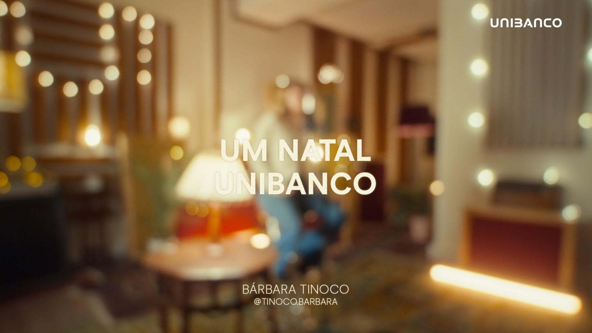 Um Natal UNIBANCO   Música by Bárbara Tinoco