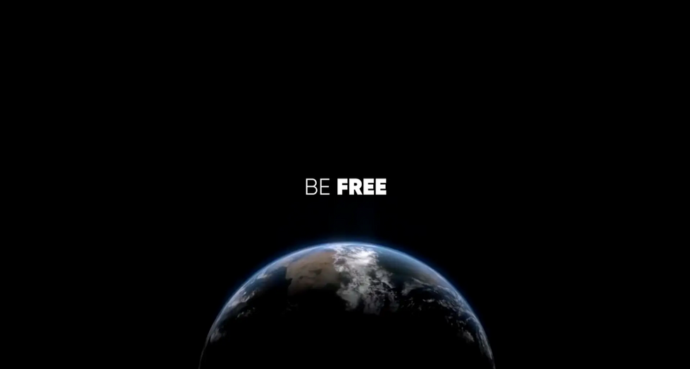 Be Mad Be Free