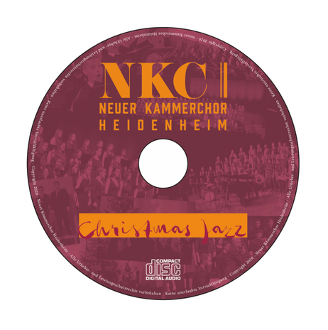 CD -  Christmas Jazz