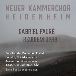 Gabriel Fauré - Requiem op. 48