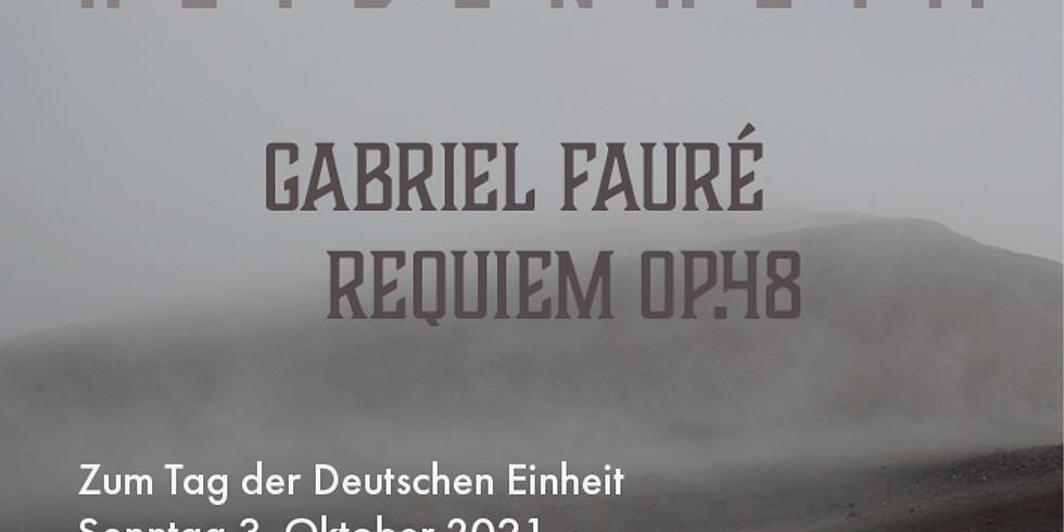Gabriel Fauré - Requiem Opus 48 // 18 Uhr