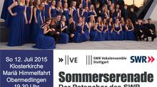 Sommerserenade 2015 - Neuer Kammerchor Heidenheim zur Festspielzeit !