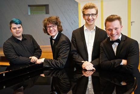 """2 erste Preise beim Regionalwettbewerb """"Jugend musiziert"""" Ostwürttemberg"""