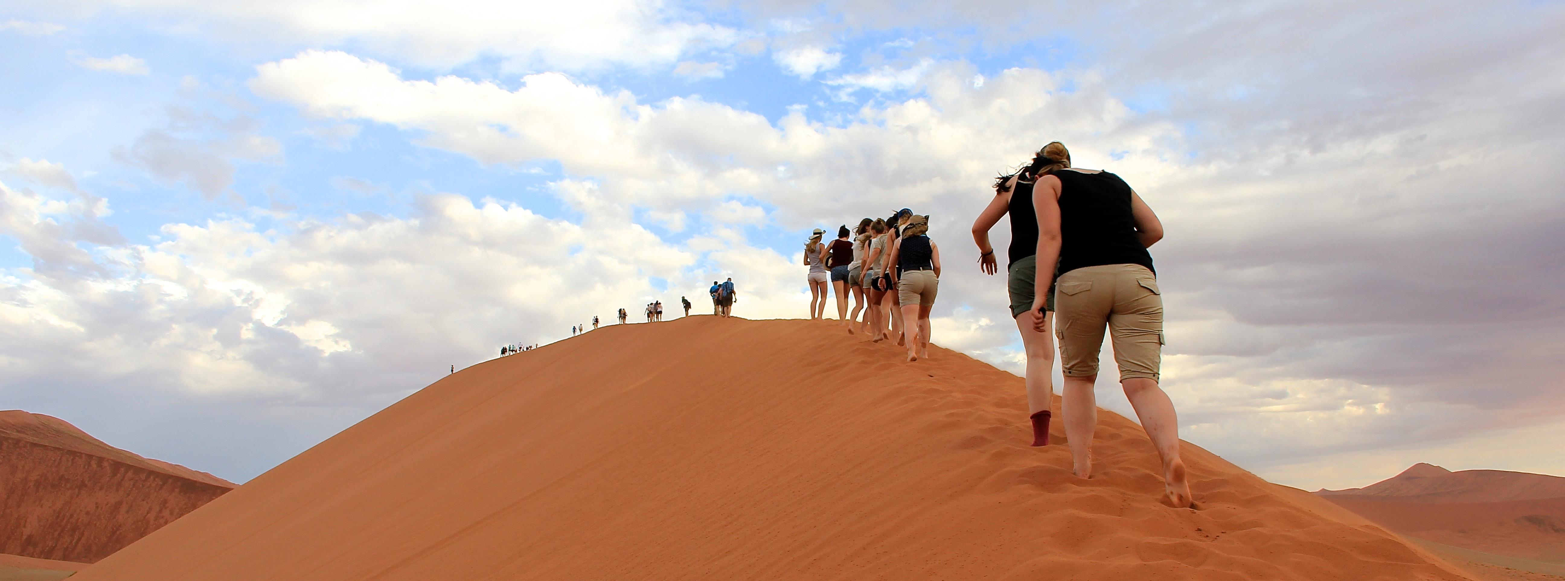 Namib Wüste - Namibia 2104