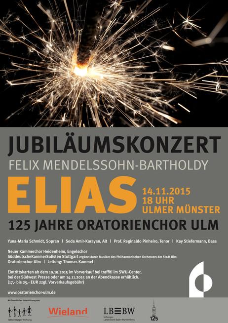 Felix Mendelssohn - Bartholdy, Elias