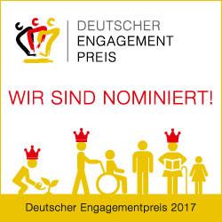 Deutscher Engagementpreis 2017