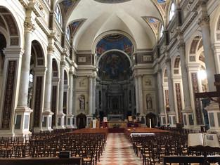 Benefizkonzert im Duomo di Schio