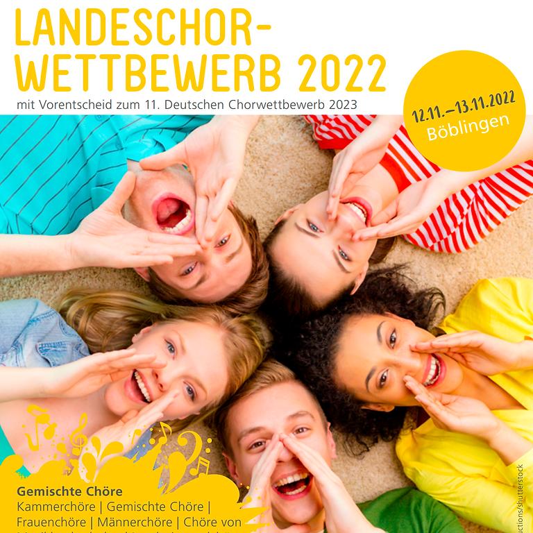 Landeschorwettbewerb 2022