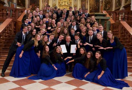 Doppel-Gold: Neuer Kammerchor gewinnt beim 8. internationalen Chorwettbewerb Isola del Sole in Grado