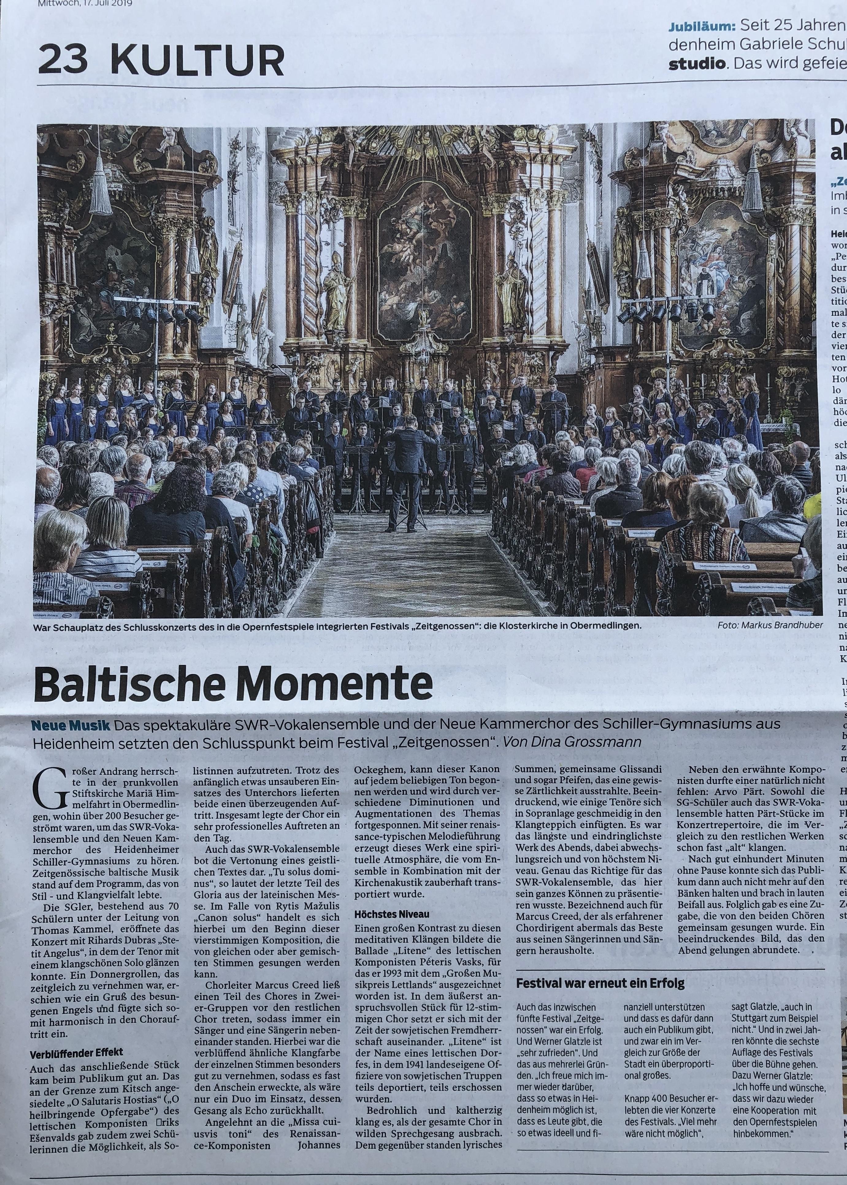 Südwestpresse - Heidenheimer Zeitung