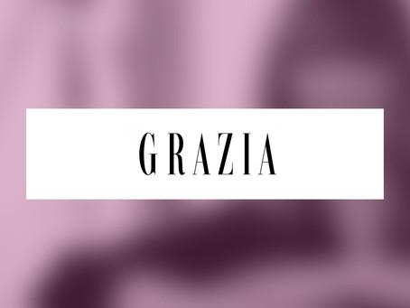 Grazia - Vrouwen mogen best wat minder bescheiden zijn (maart 2021)