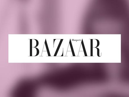 Harper's Bazaar: Zeven gloednieuwe boeken die jouw carriere kracht bijzetten (maart 2021)