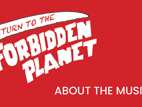 Inside RETURN TO THE FORBIDDEN PLANET
